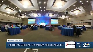 Scripps Green Country Spelling Bee 2021