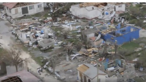 Antigua and Barbuda Prime Minister: 'Unprecedented' Hurricane Irma Damage