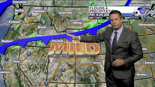 Steve Liebenthal's On Your Side Forecast - Video