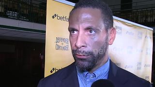 Ferdinand: My boxing career is no circus - Video