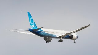 Boeing 777X Successfully Completes First Test Flight