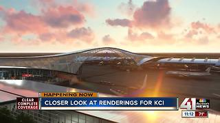 Kansas City committee to select new KCI terminal design - Video