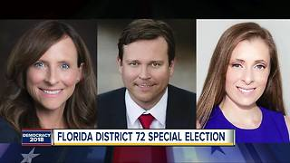 Florida District 72 Special Election on Tuesday - Video