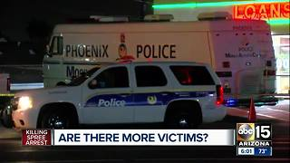 Phoenix police investigating if Cleophus Cooksey committed more murders - Video