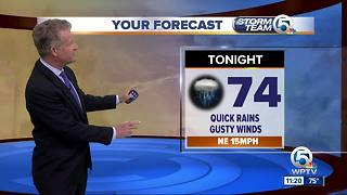South Florida weather 5/4/18 - 11pm report - Video