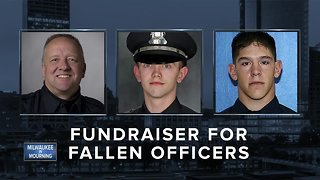 Fundraising for MPD fallen officers.