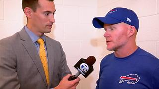 Joe B's 1-on-1 with head coach Sean McDermott (9/10/17)