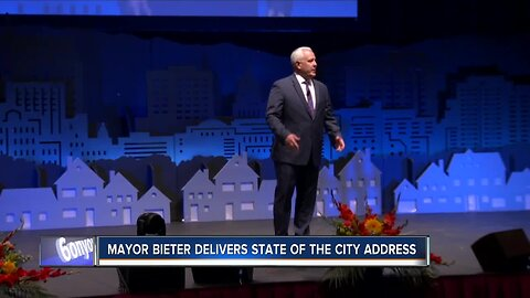 Mayor Bieter comments on housing crisis in State of the City Address