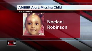 AMBER Alert: Police investigating tips 2-year-old Noelani Robinson may be in Minnesota, Michigan - Video