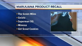 Marijuana products recalled in Detroit & Kalamazoo after failing lab testing