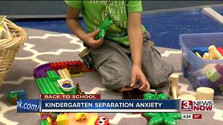 Back to School: Kindergarten separation anxiety - Video