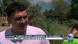 Tubing Safety Concerns - Video