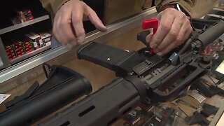 Proposed bill would close gun sales loophole