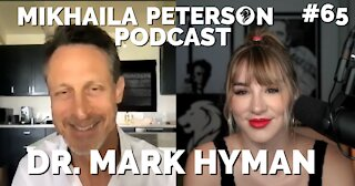 Mark Hyman - The Pegan Diet | Mikhaila Peterson Podcast