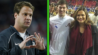 "Lane Kiffin Reveals His Secret to Hiring Assistant Coaches: ""Look at Their Wives"" - Video"
