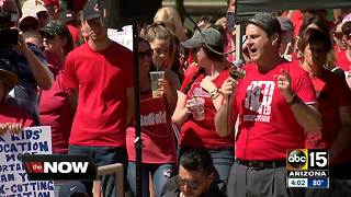 Arizona teacher walkout comes to an end