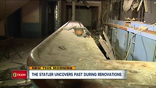 The secrets and history behind Cleveland's Statler building