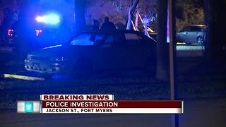 Early morning gun shots ring out in Ft.Myers - Video