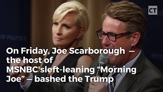 Scarborough Trashes Nikki Haley, Forgets His Own Record - Video
