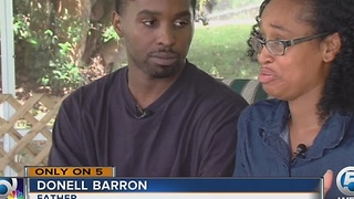 Parents arrested for child neglect speak out - Video