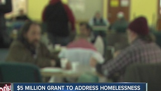 $5 million grant to address homelessness in Marion County - Video