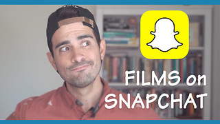 How to make a Snapchat film (and why you should) - Video