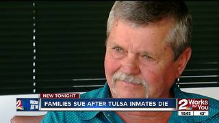 Green Country family files lawsuit over Tulsa Transitional Center inmate deaths - Video