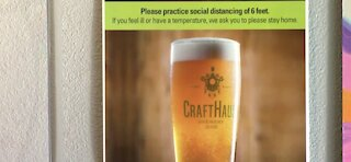 CraftHaus brewery offers to-go items for Super Bowl weekend