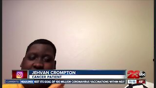 A local boy battling cancer is looking for a stem cell match