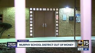 Murphy School District holds meeting to discuss budget crisis - Video