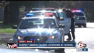 West side school lockdown lifted after police search - Video