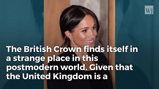 Meghan Markle Touches Heart Of Age 7 Girl With Spina Bifida With Hope-filled Words
