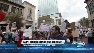 Tucson: March for Our Lives - Video