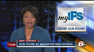 Loaded gun found in Arlington High School student's locker - Video