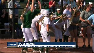 CSU softball team heading to NCAA tournament