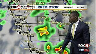 More Storms on Sunday - Video