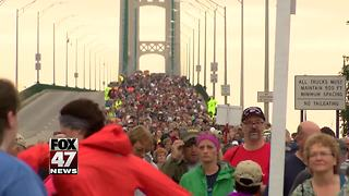 Changes could be coming to Mackinac Bridge walk - Video