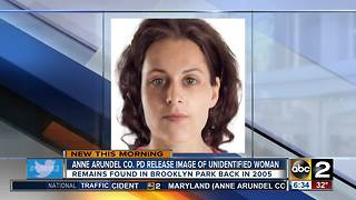 Police trying to identify woman found dead in 2005 - Video