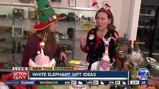 White Elephant gift exchange ideas