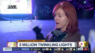 Cincinnati Zoo kicks off 35th annual Festival of Lights this weekend - Video