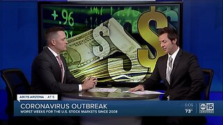 Coronavirus outbreak: What to do with investments?