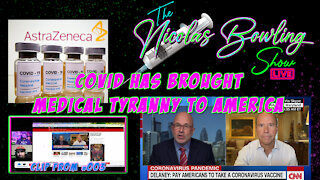 Pay people to take the COVID vaccine? MEDICAL TYRANNY   TNBS 003