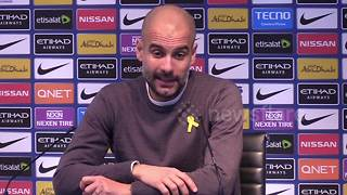 Guardiola 'understands' Aguero's frustration