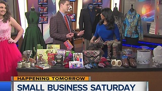 Celebrating Small Business Saturday - Video