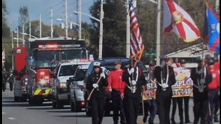 Annual parade honors Martin Luther King, Jr.