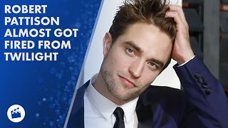 Robert Pattinson's rebelliousness almost got him fired - Video
