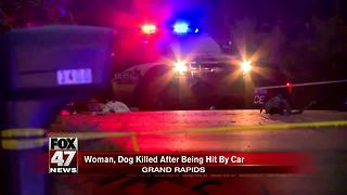 Driver hits elderly couple in western Michigan, killing 1 - Video