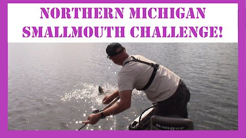 Northern Michigan Smallmouth Challenge 2018