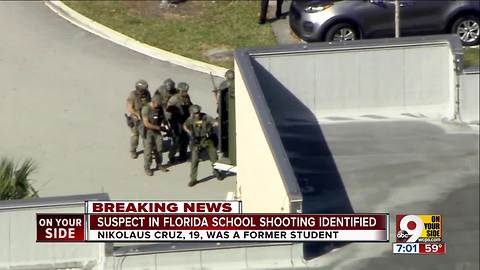 17 dead in Florida school shooting