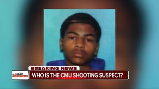 Who is the CMU shooting suspect? - Video